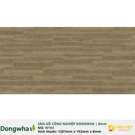 Sàn gỗ Dongwha Natus Trendy W104 | 8mm