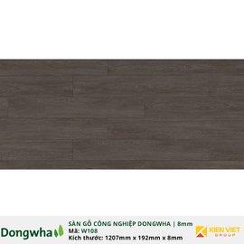 Sàn gỗ Dongwha Natus Trendy W108   8mm