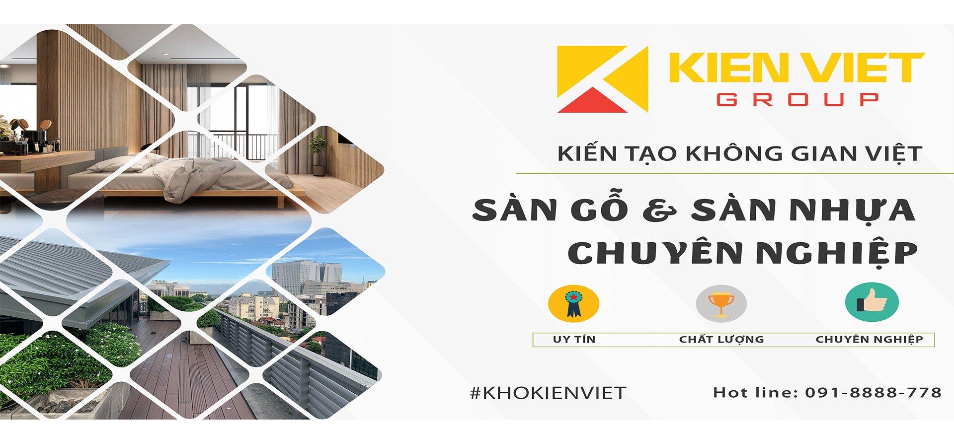KHO KIẾN VIỆT - Kiến tạo không gian Việt