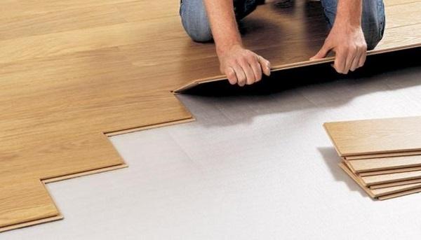 14 bước hướng dẫn lắp đặt sàn gỗ công nghiệp