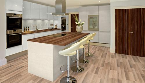 Sàn gỗ công nghiệp Kronoswiss từ Thụy Sĩ