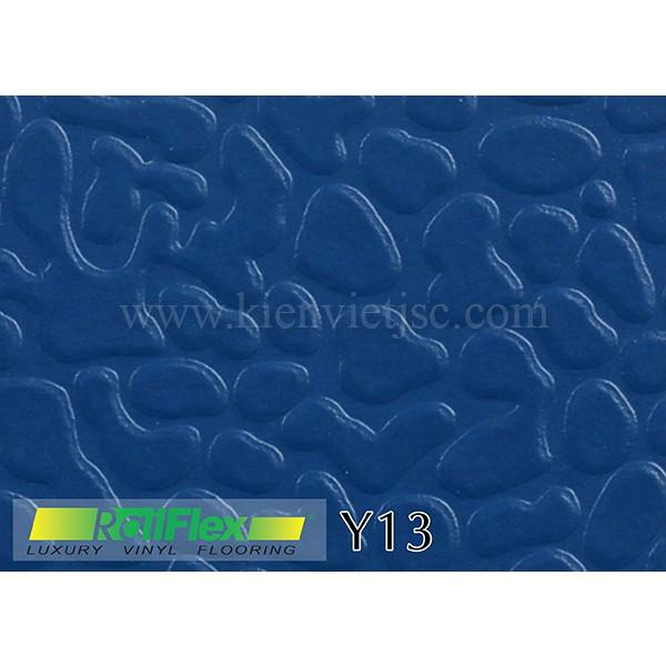 Sàn nhựa dán keo thể thao Raiflex Y13