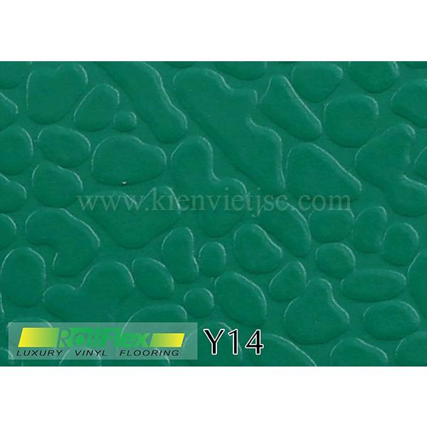 Sàn nhựa dán keo thể thao Raiflex Y14