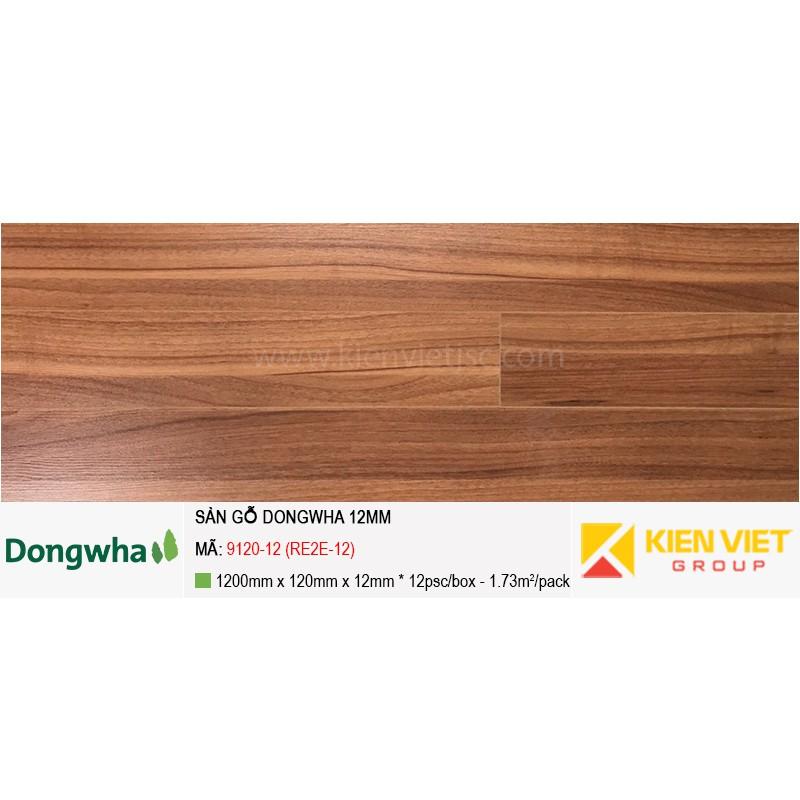 Sàn gỗ Dongwha 9120-12 (RE2E-12)   12mm