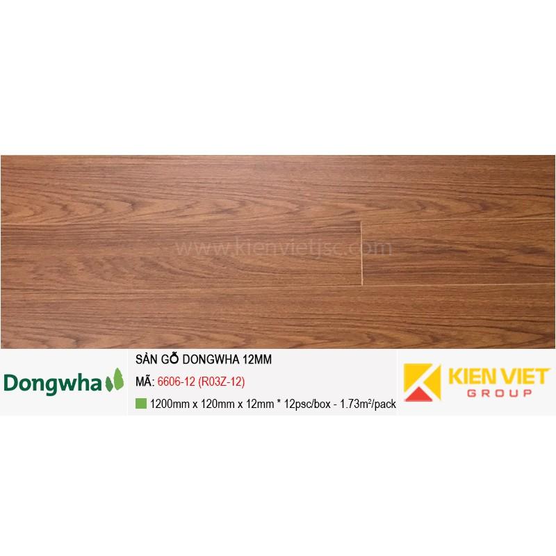 Sàn gỗ Dongwha 6606-12 (R03Z-12) | 12mm