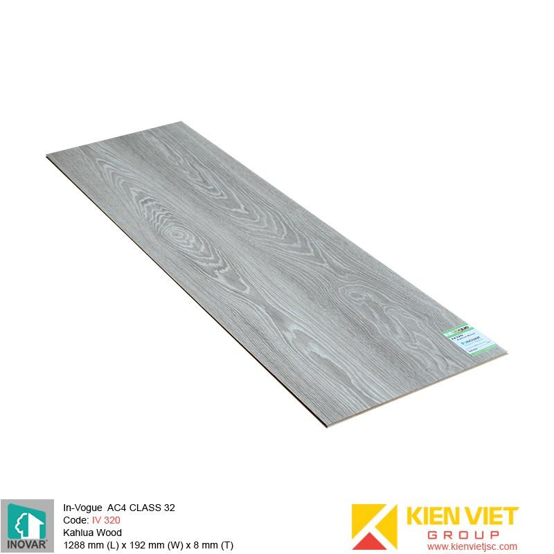 Sàn gỗ Inovar InVouge IV320 Kahlua Wood | 8mm
