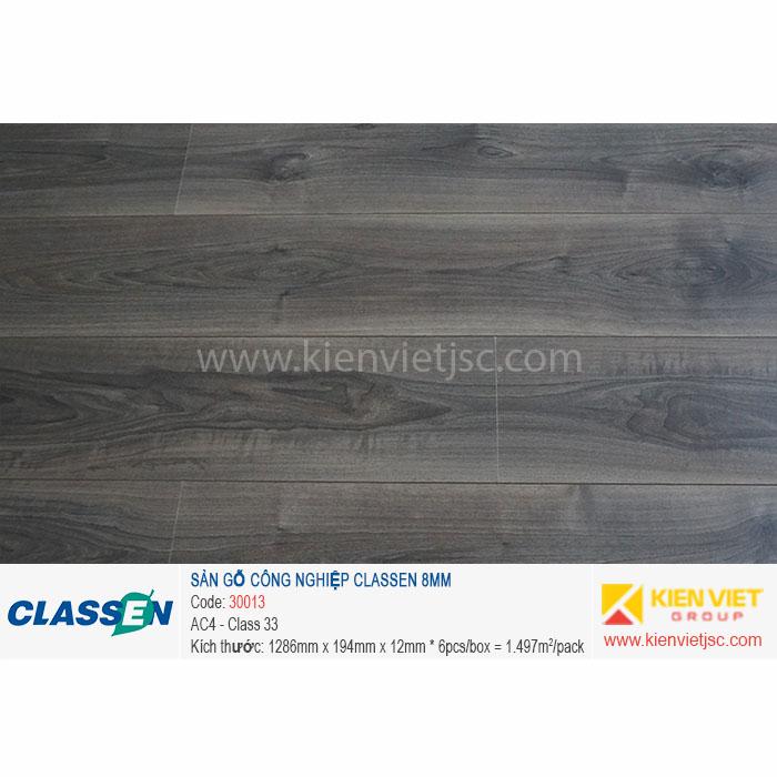 Sàn gỗ Classen AC4 30013 | 8mm