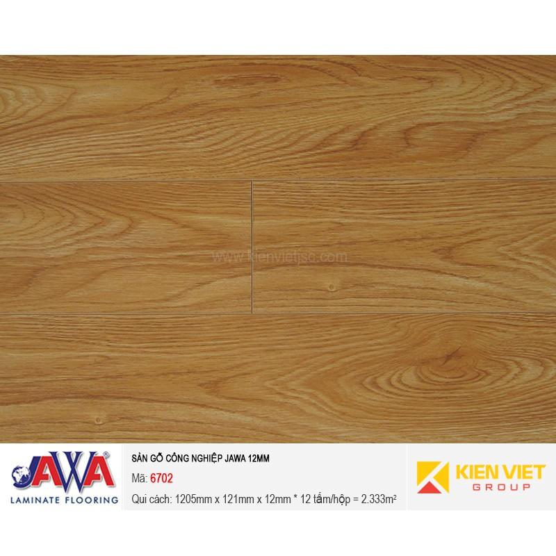 Sàn gỗ công nghiệp JAWA - 6702 | 12mm