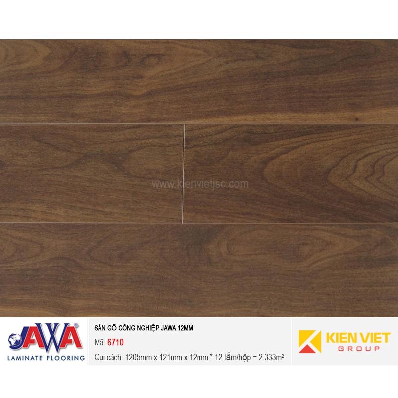Sàn gỗ công nghiệp JAWA 6710 | 12mm