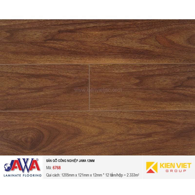 Sàn gỗ công nghiệp JAWA - 6768 | 12mm