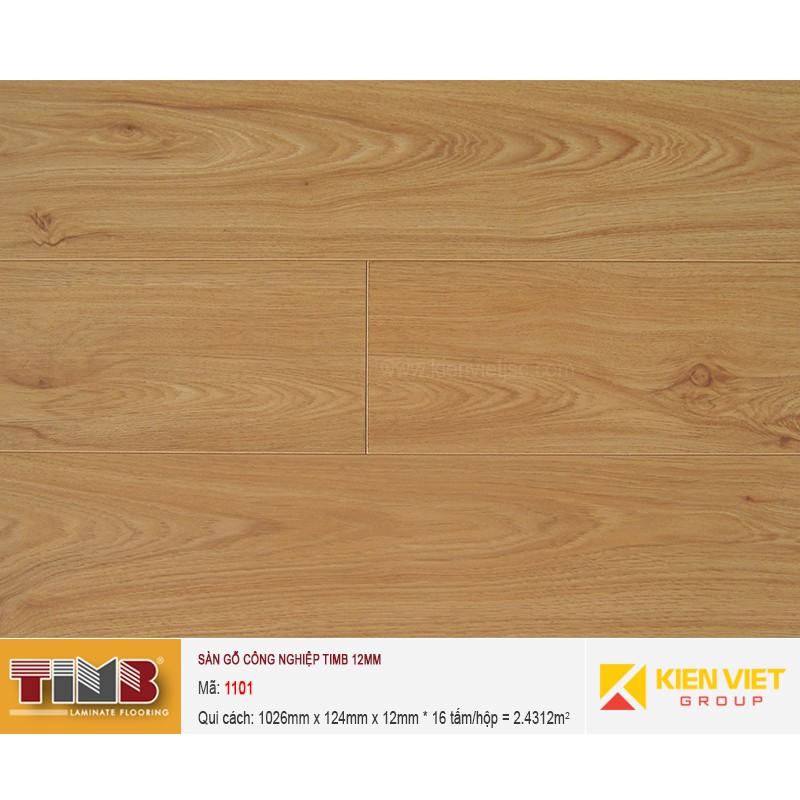 Sàn gỗ công nghiệp TIMB 1101 | 12mm