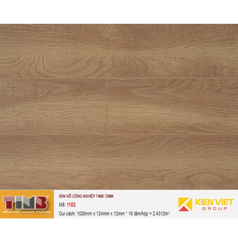Sàn gỗ công nghiệp TIMB 1102 | 12mm