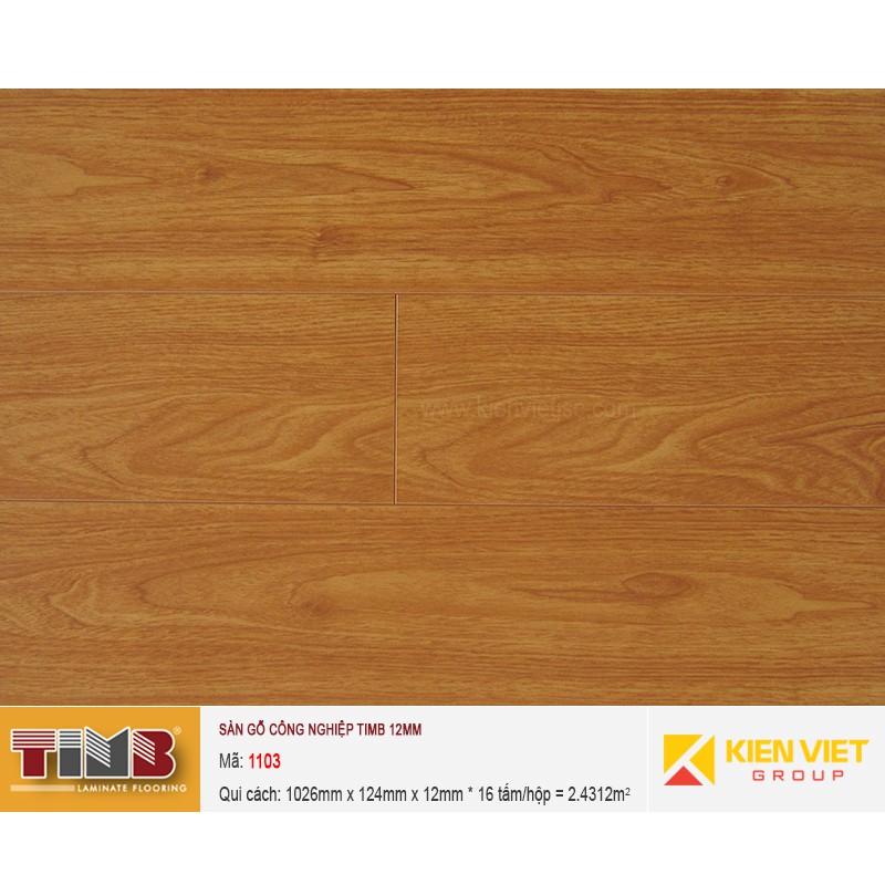 Sàn gỗ công nghiệp TIMB 1103 | 12mm