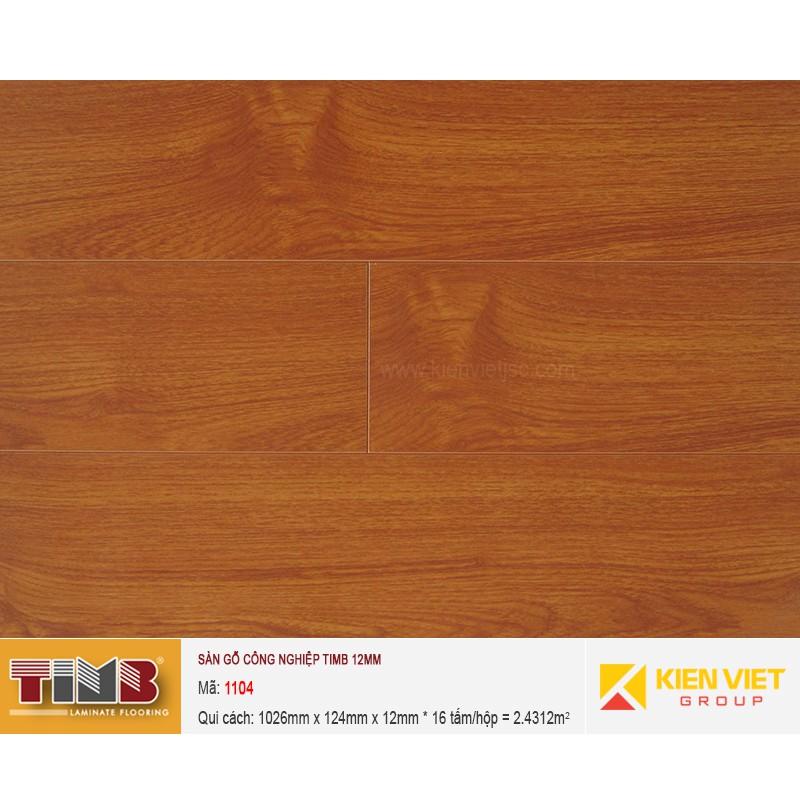 Sàn gỗ công nghiệp TIMB 1104 | 12mm