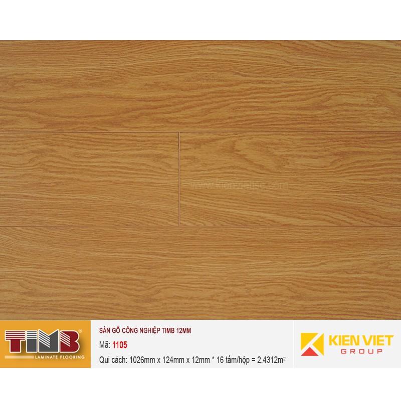 Sàn gỗ công nghiệp TIMB 1105 | 12mm