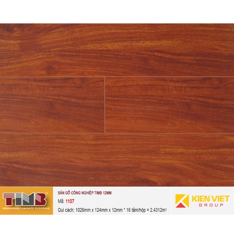 Sàn gỗ công nghiệp TIMB 1107 | 12mm