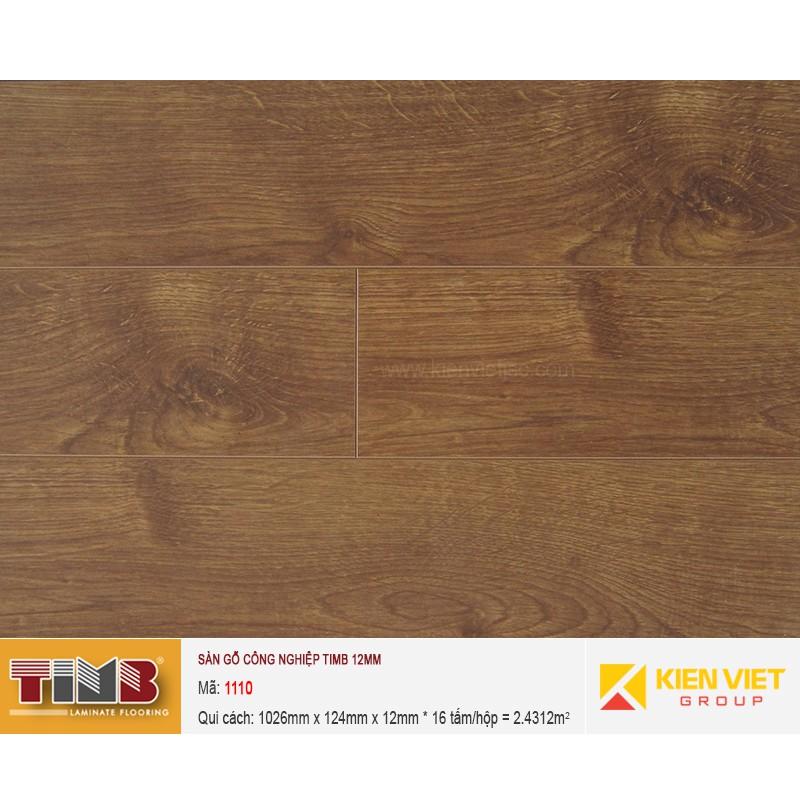 Sàn gỗ công nghiệp TIMB 1110 | 12mm