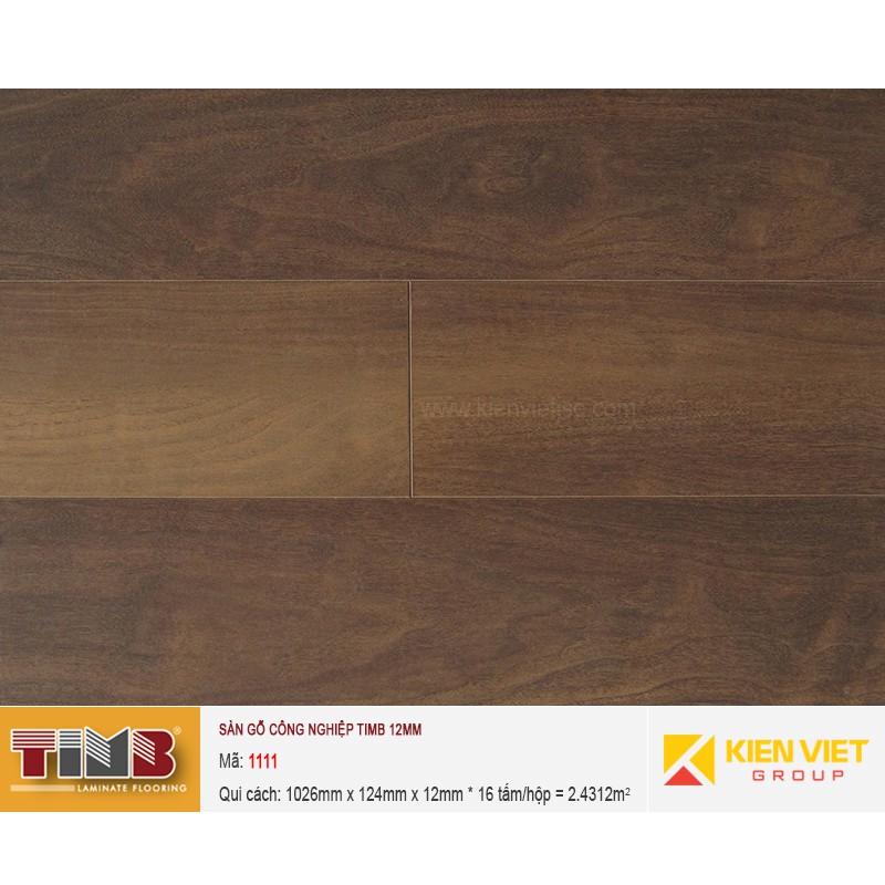 Sàn gỗ công nghiệp TIMB 1111 | 12mm