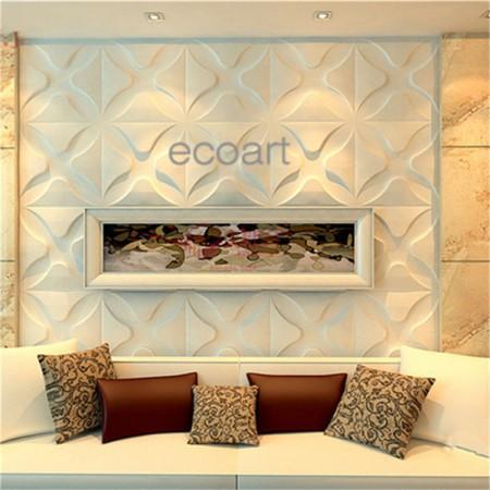 Tấm ốp tường 3D PVC | P304 - BUTTERFLY
