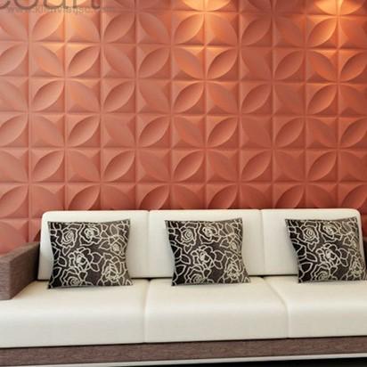Tấm ốp tường 3D PVC | P503 - CHRYSALIS