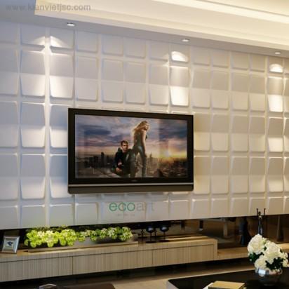 Tấm ốp tường 3D PVC | P506 - DAVE