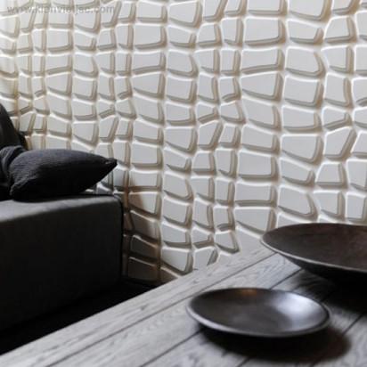 Tấm ốp tường 3D PVC | P510 - DUNDEES