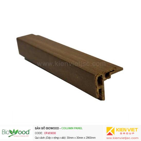 Vật liệu ốp cột Biowood CPJ03030