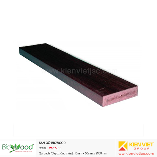 Ốp tường Biowood WP05010