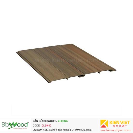 Tấm ốp trần Biowood CL24810