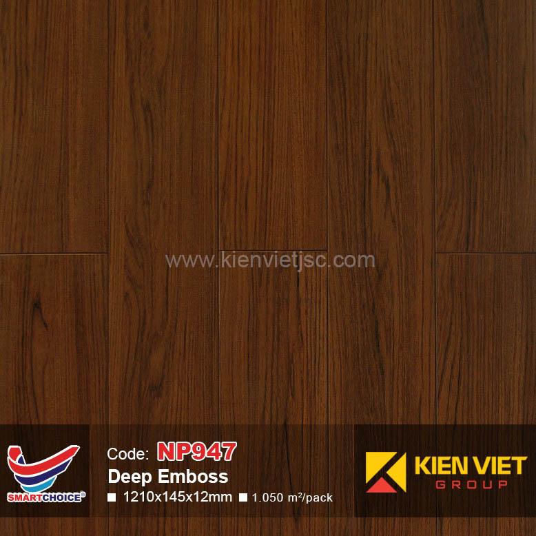 Sàn gỗ Smart Choice NP947   12mm