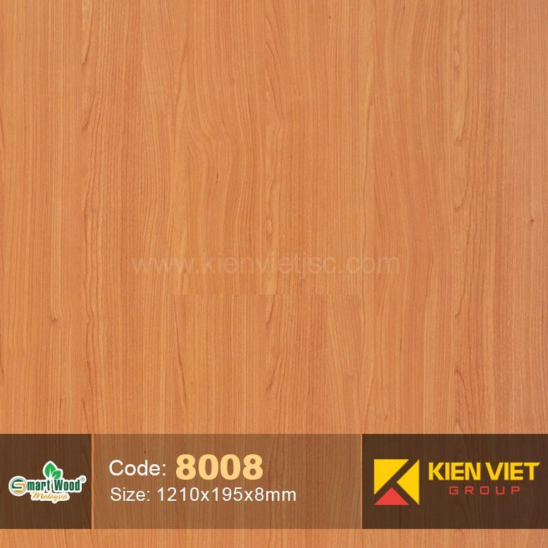 Sàn gỗ Smartwood AC3 8008   8mm