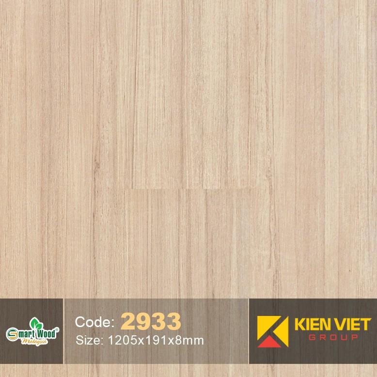 Sàn gỗ Smartwood AC3 2933   8mm