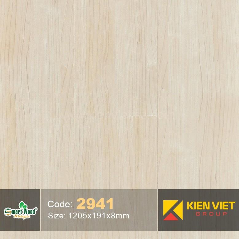 Sàn gỗ Smartwood AC3 2941  8mm