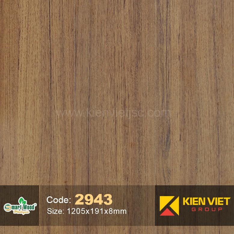 Sàn gỗ Smartwood AC3 2943 | 8mm