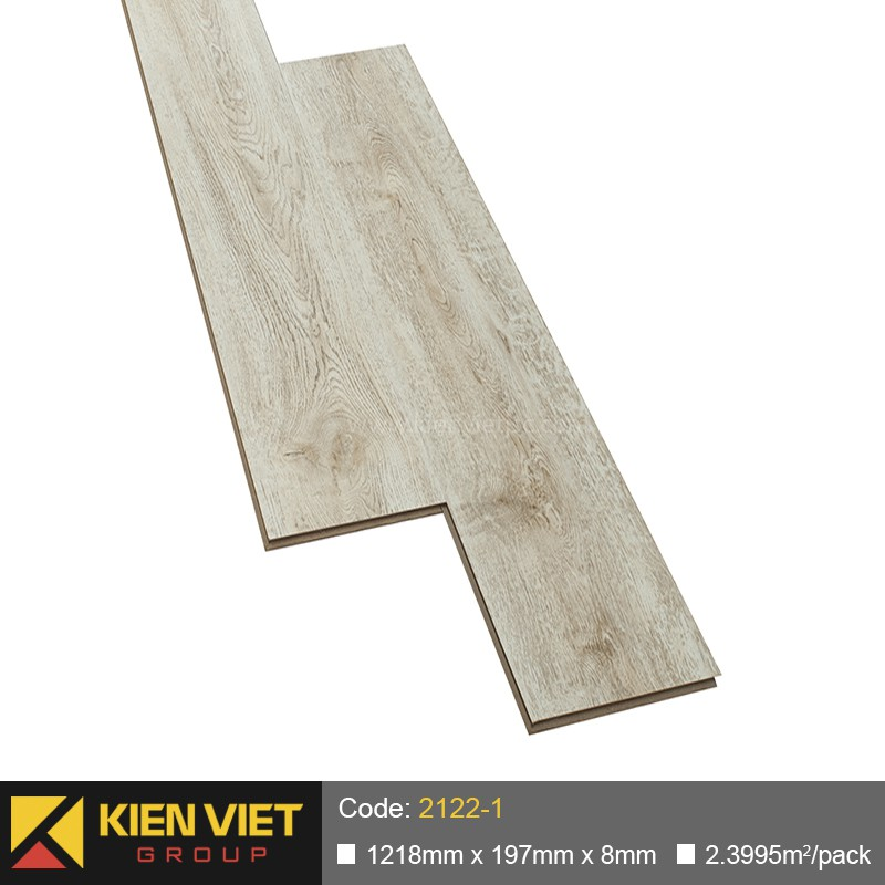 Sàn gỗ công nghiệp thanh lý F8 2122-1 | 8mm