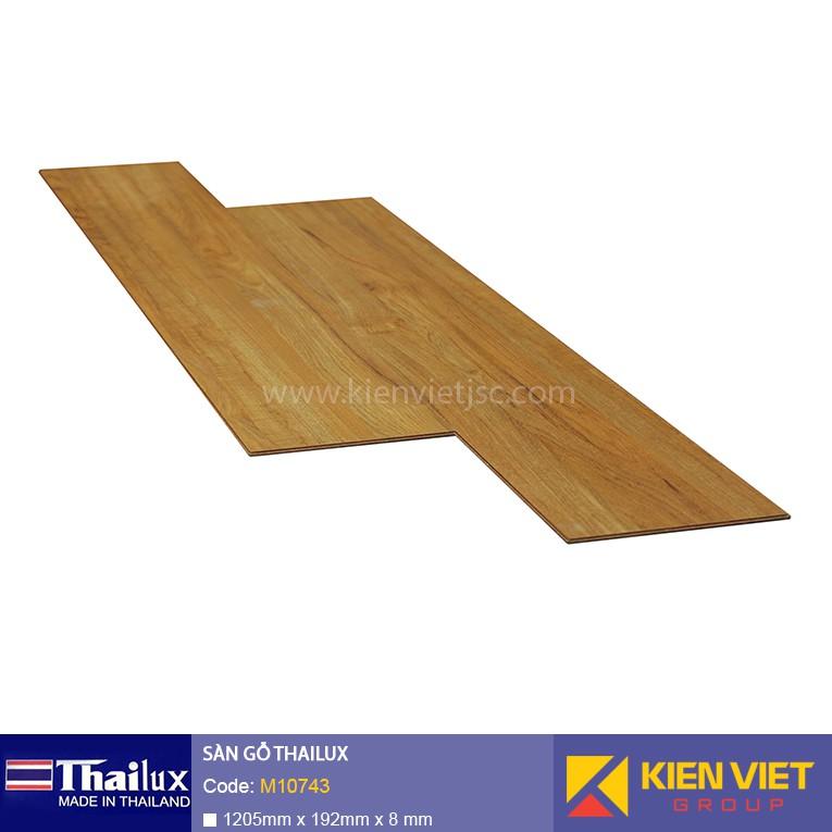 Sàn gỗ Thailux M10743 | 8mm