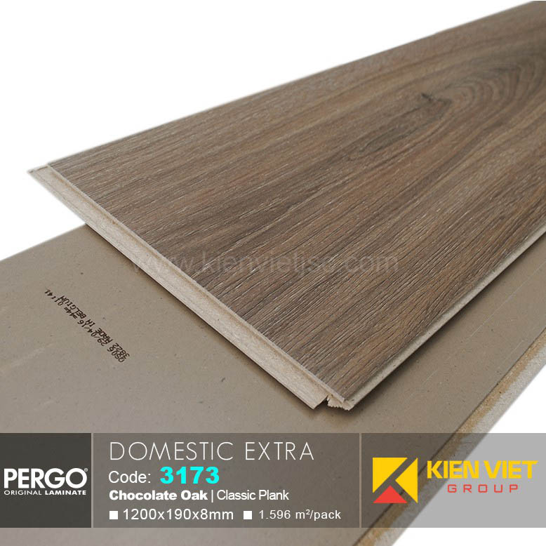 Sàn gỗ Pergo Domestic Extra 3173 | 8mm