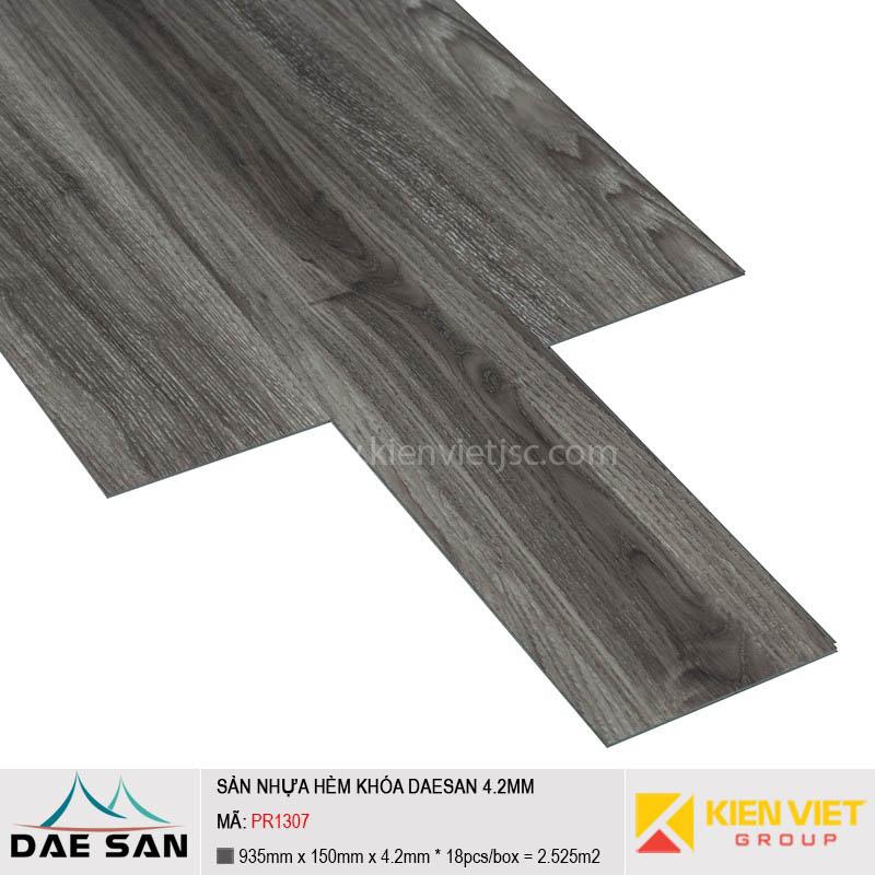 Sàn nhựa hèm khoá Daesan PR1307 | 4.2mm
