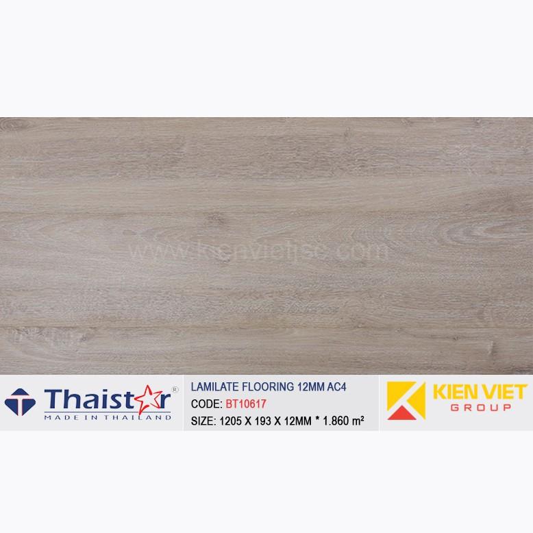 Sàn gỗ công nghiệp Thaistar BT10617 | 12mm