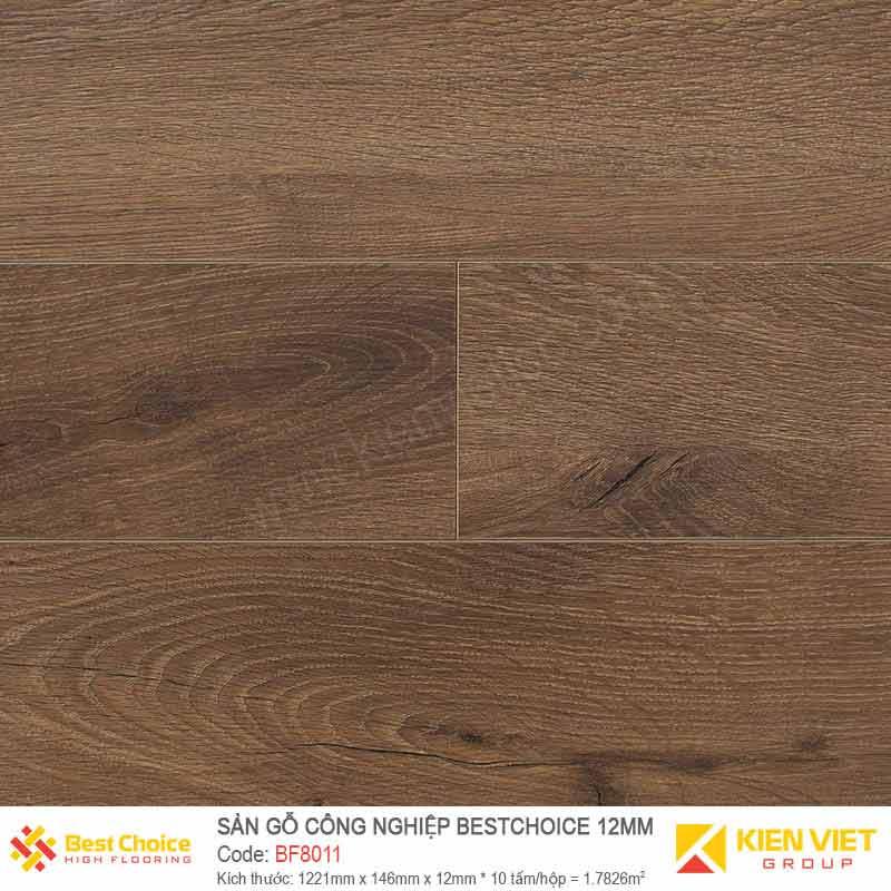 Sàn gỗ Bestchoice BF8011 | 12mm