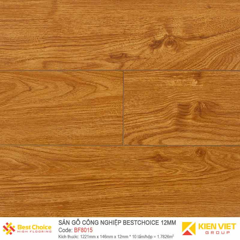 Sàn gỗ Bestchoice BF8015 | 12mm