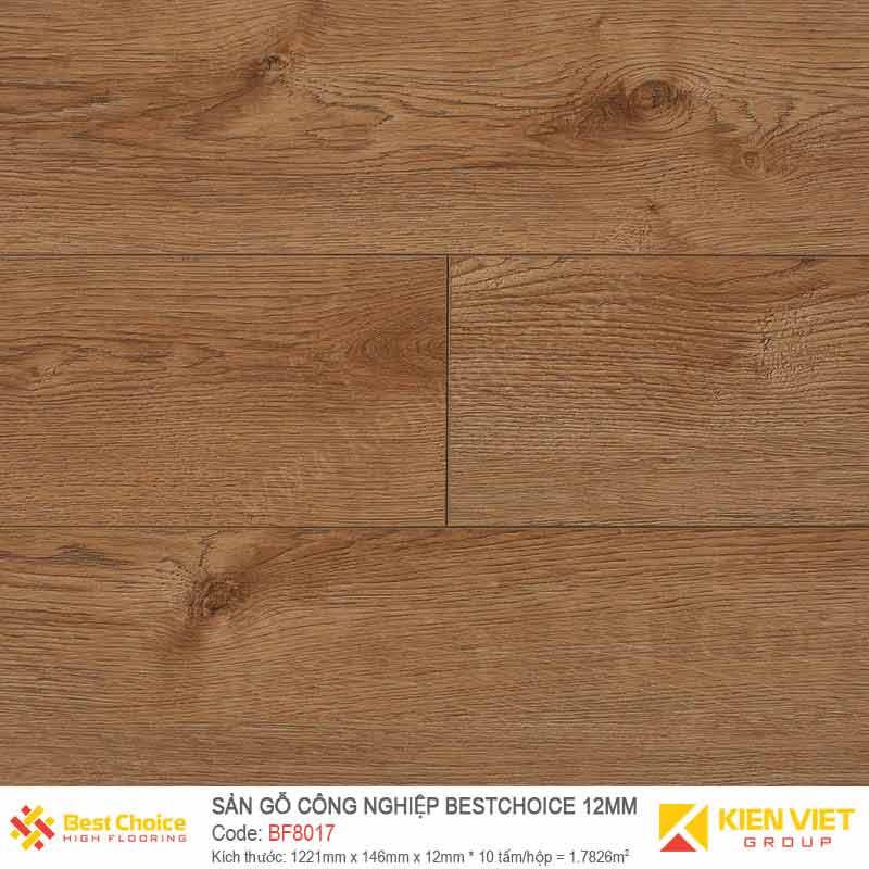 Sàn gỗ Bestchoice BF8017 | 12mm