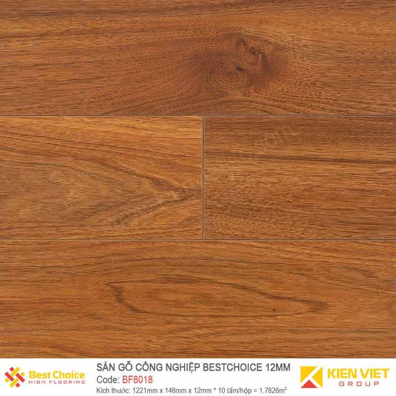 Sàn gỗ Bestchoice BF8018 | 12mm