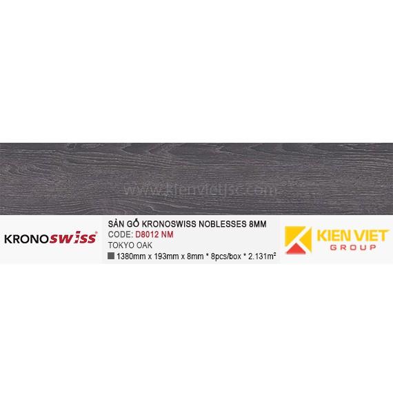 Sàn gỗ Kronoswiss D8012NM TOKYO OAK | 8mm