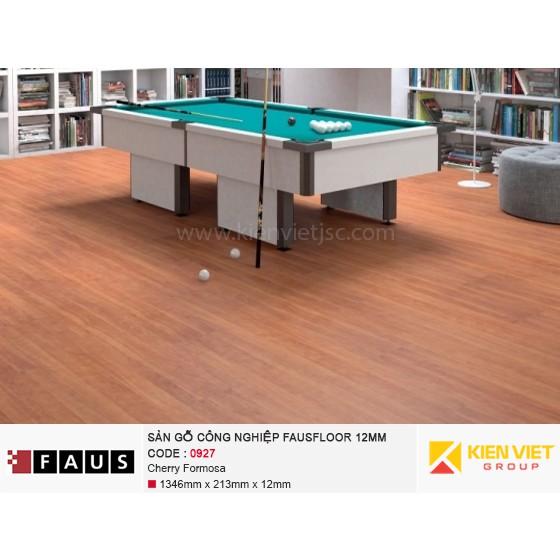 Sàn gỗ công nghiệp FausFloor 0927 Cherry Fomosa | 12mm