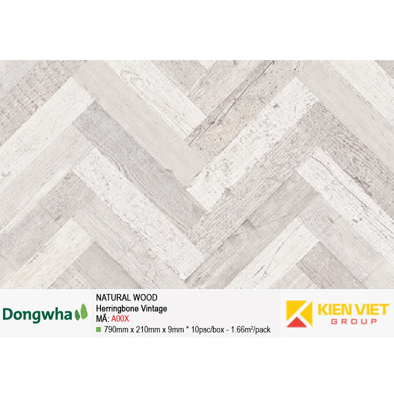Tấm ốp tường HDF DONGWHA Natural Wood A00B