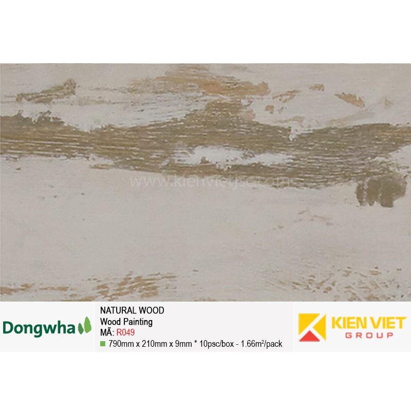 Tấm ốp tường HDF DONGWHA Natural Wood R049