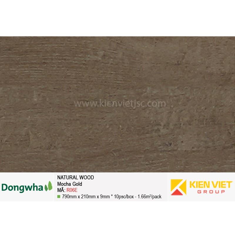 Tấm ốp tường HDF DONGWHA Natural Wood R06E