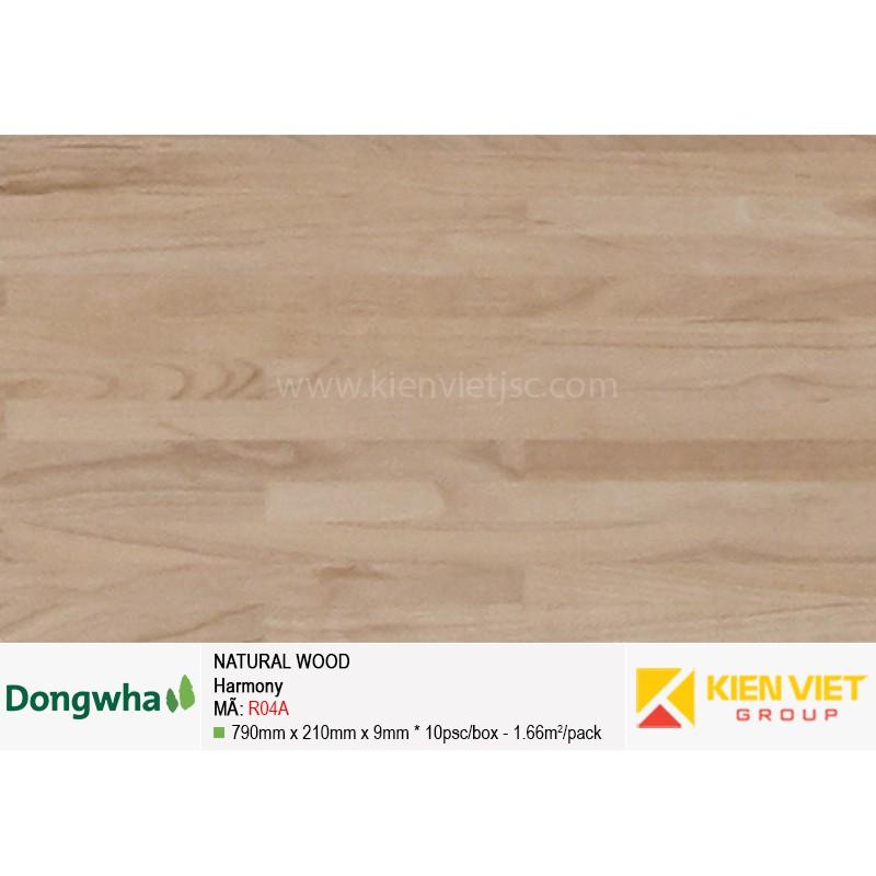 Tấm ốp tường HDF DONGWHA Natural Wood R04A