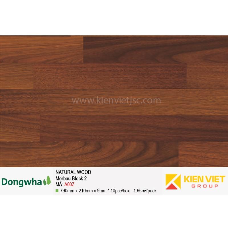 Tấm ốp tường HDF DONGWHA Natural Wood A00Z